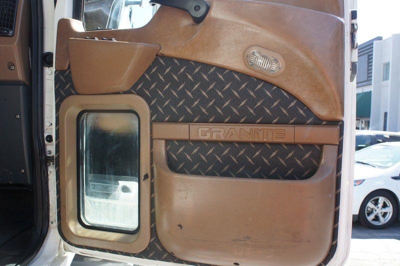 MACK GU713 2009 price $78,999