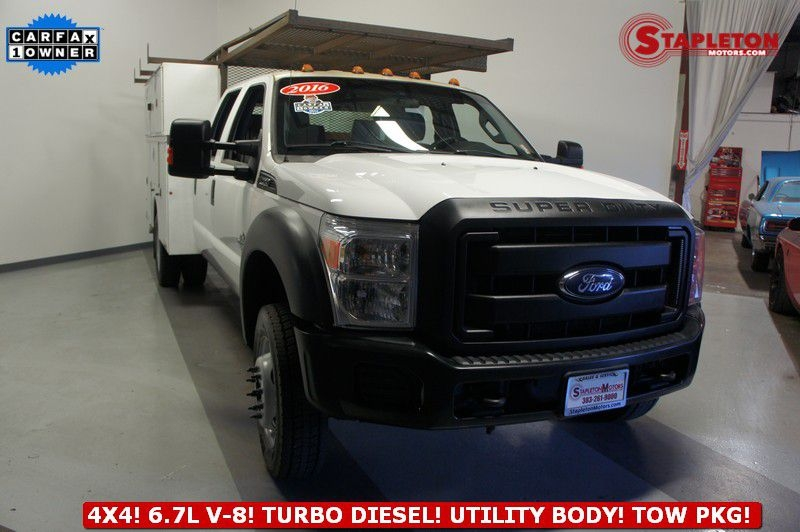 FORD F450 2016 price $44,999