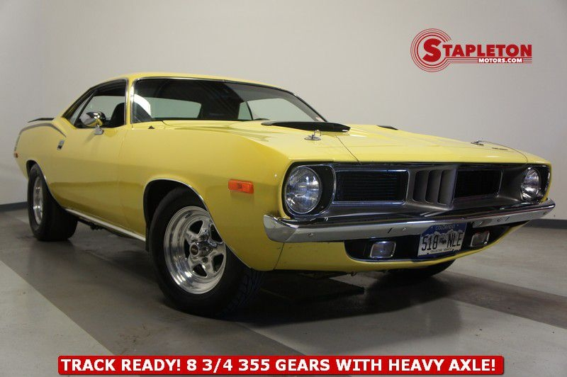 PLYMOUTH BARRACUDA 1972 price $37,999