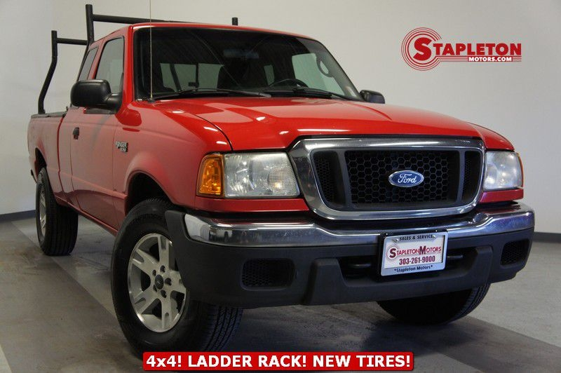 FORD RANGER 2004 price $5,999