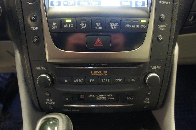 LEXUS GS 2007 price $10,199