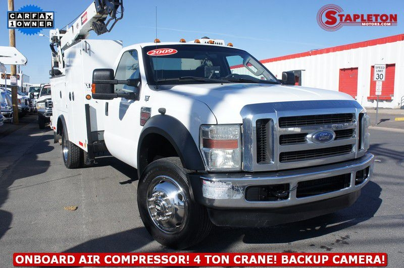FORD F550 2009 price $30,999
