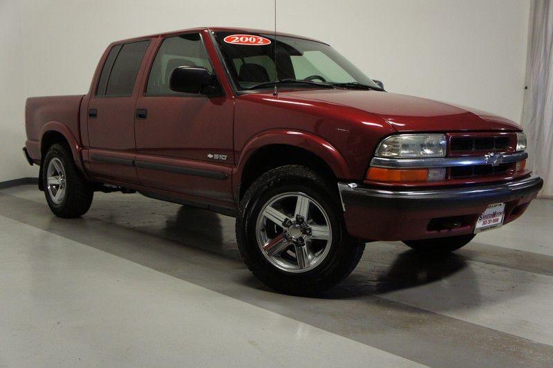 CHEVROLET S10 2002 price $9,299