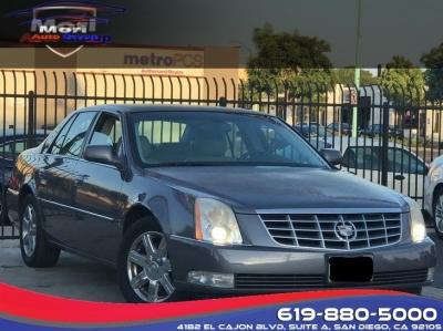 2007 Cadillac DTS PROFESSIONAL LUXURY II V8