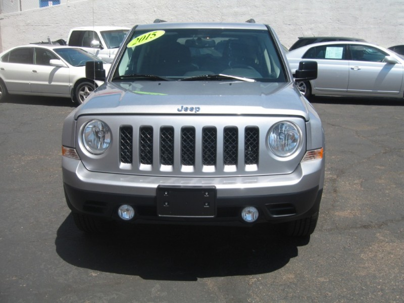 Jeep Patriot 2015 price $11,999