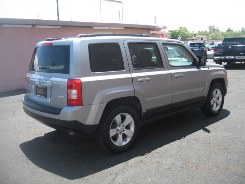 Jeep Patriot 2015 price $12,499