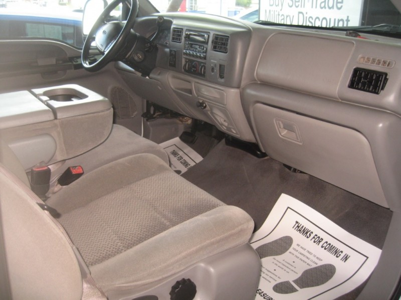 Ford Super Duty F-250 2001 price $10,499