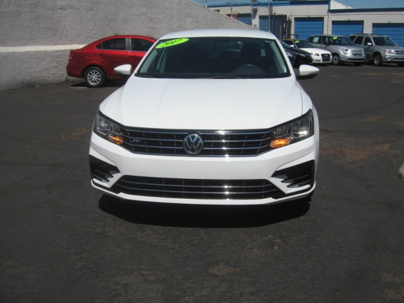 Volkswagen Passat 2017 price $15,499