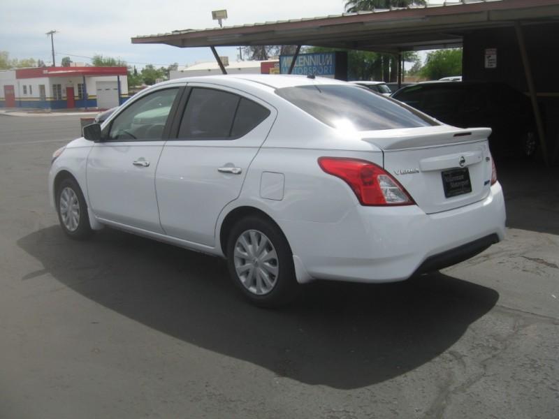 Nissan Versa 2015 price $6,999