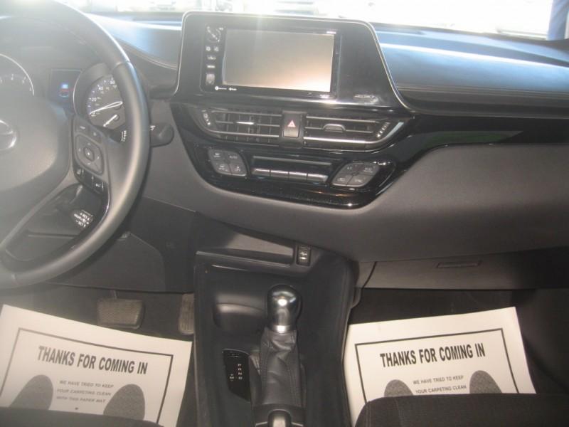 Toyota C-HR 2018 price $20,999
