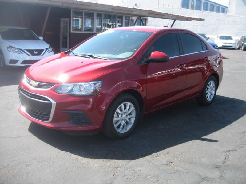 Chevrolet Sonic 2017 price $11,499