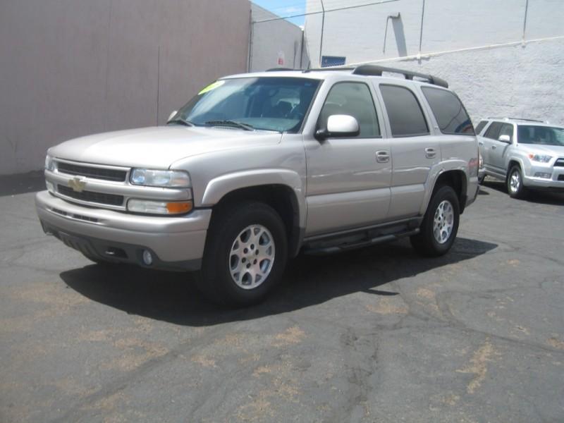 Chevrolet Tahoe 2005 price $9,499
