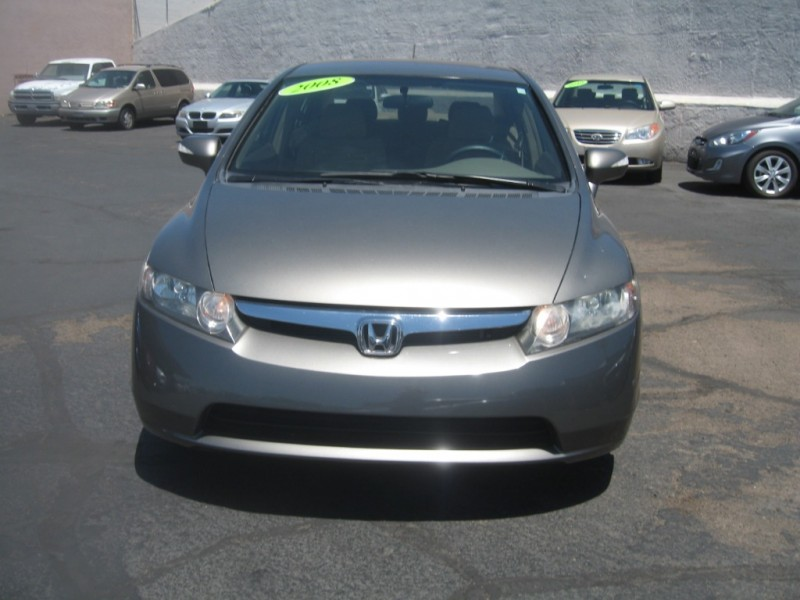 Honda Civic Hybrid 2008 price $6,749