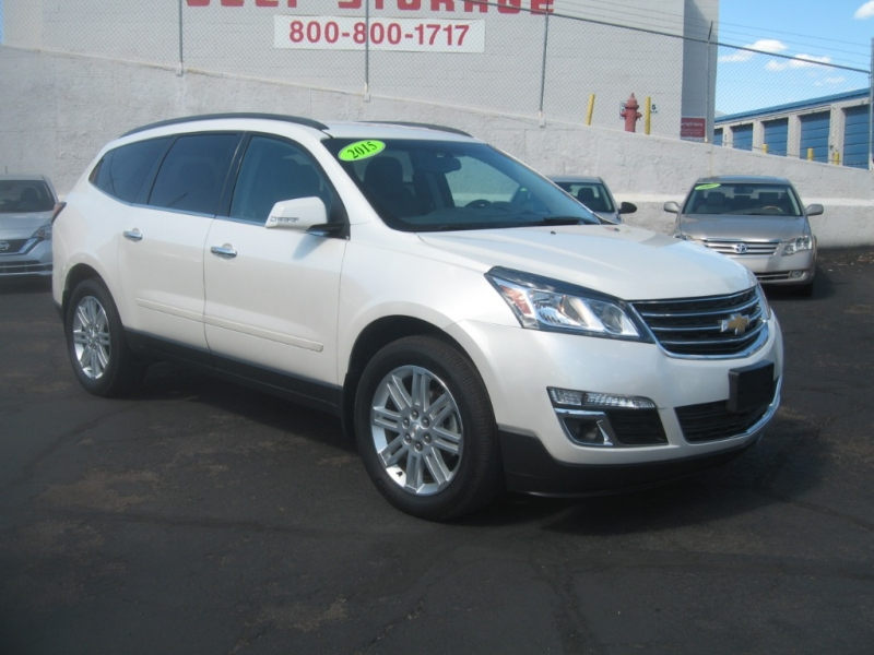 Chevrolet Traverse 2015 price $16,499