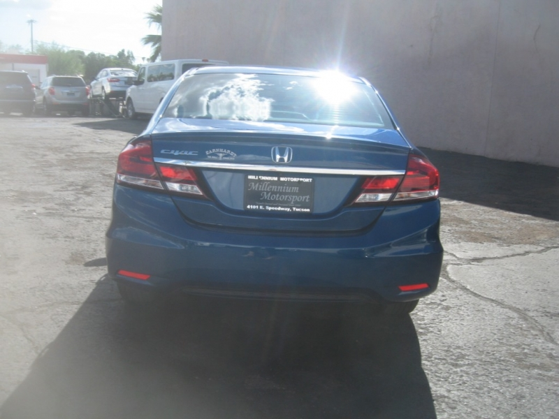 Honda Civic Sedan 2014 price $8,499