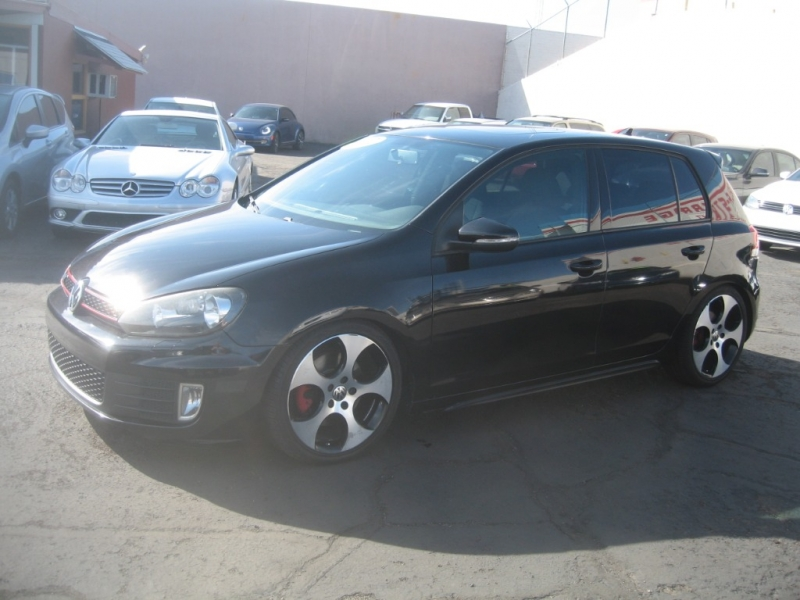 Volkswagen GTI 2012 price $6,999