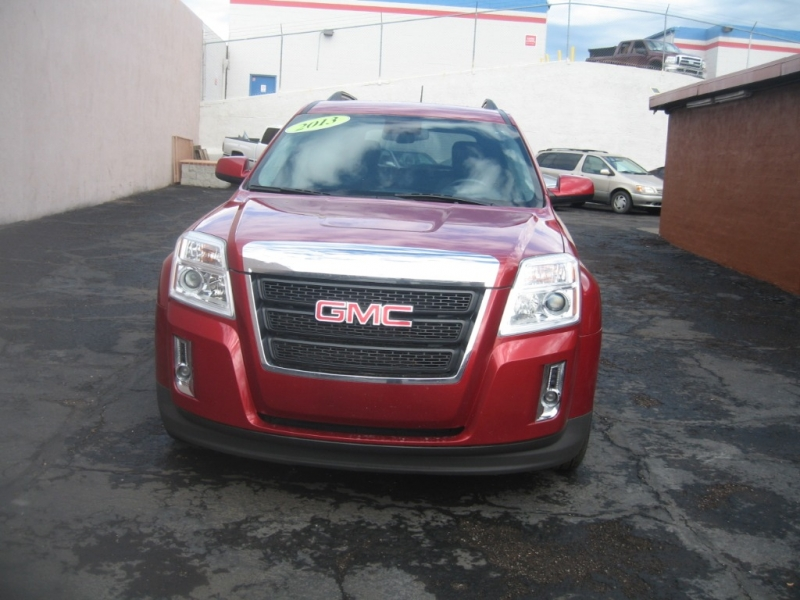 GMC Terrain 2013 price $9,999
