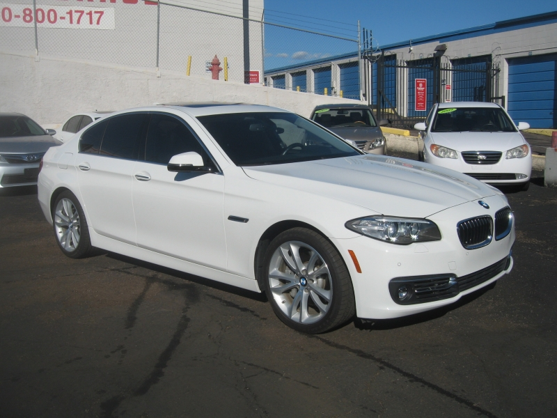 BMW 5-Series 2016 price $28,499