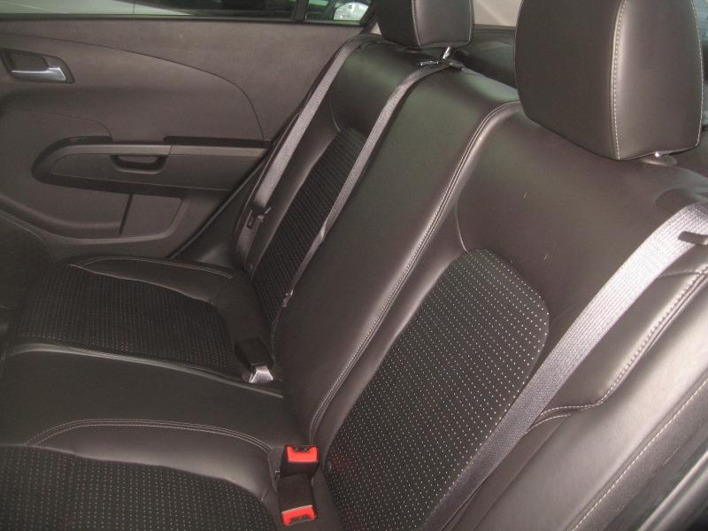 Chevrolet Sonic 2017 price $10,999