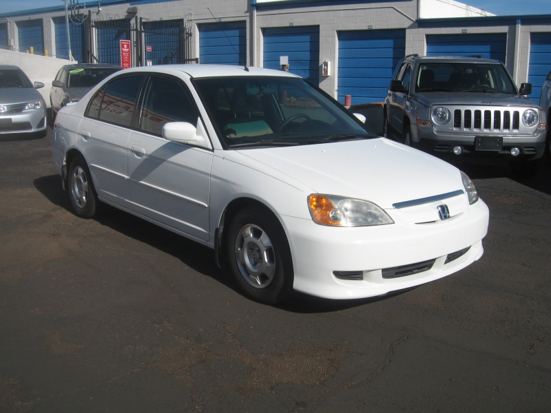 Honda Civic 2003 price $4,499