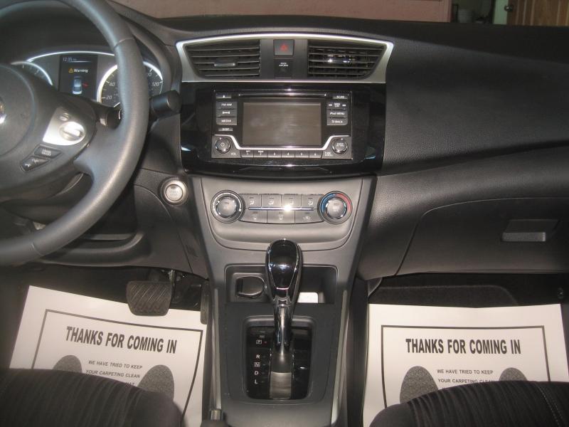 Nissan Sentra 2017 price $12,499
