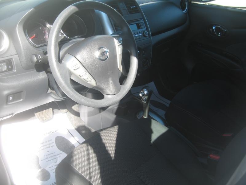 Nissan Versa 2016 price $7,499