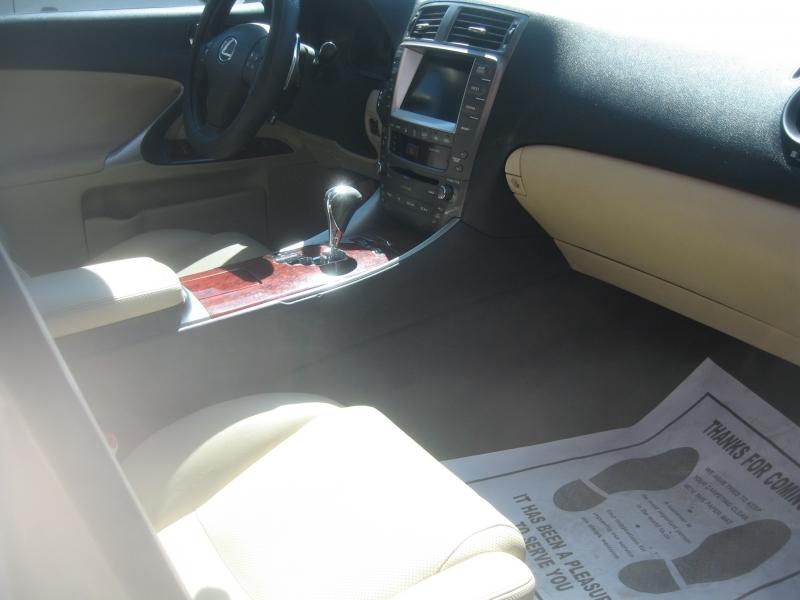 Lexus IS 250 2008 price $8,799