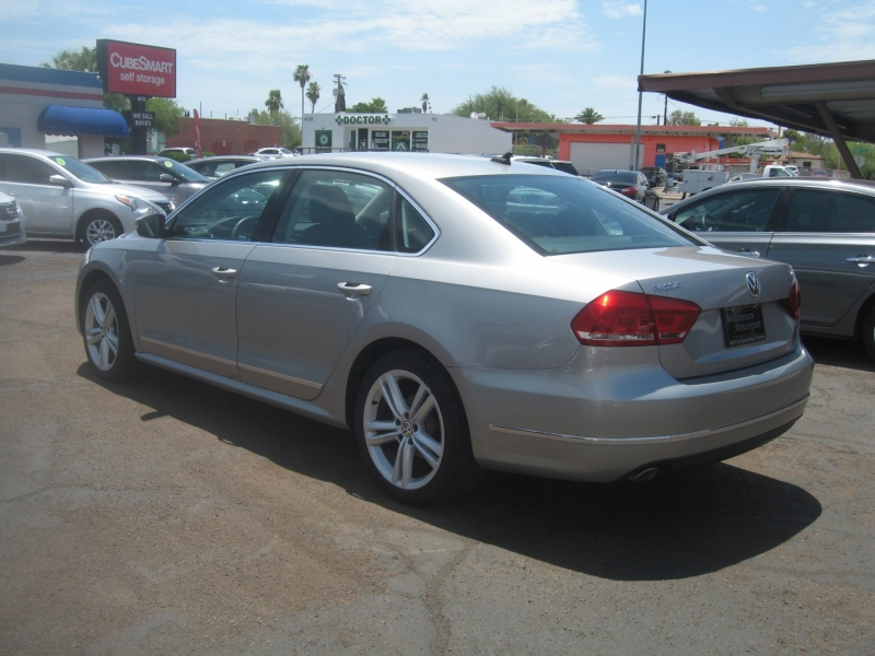 Volkswagen Passat 2013 price $10,999