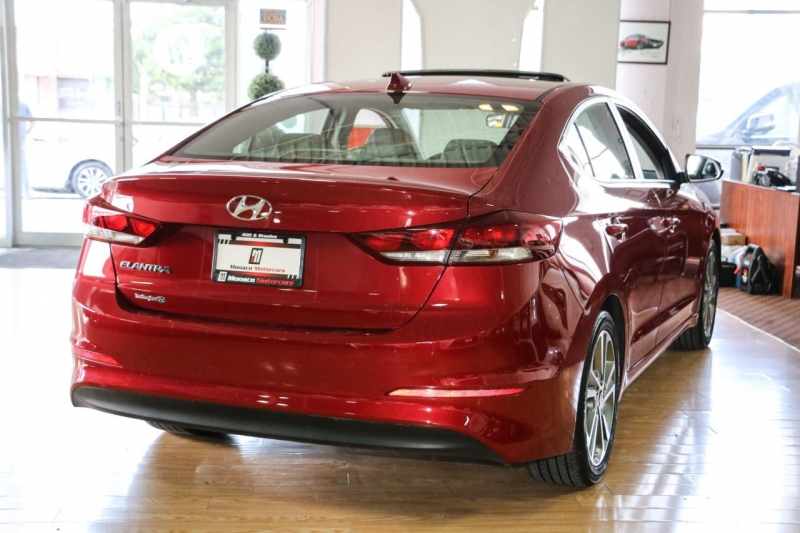 Hyundai Elantra 2017 price $15,500