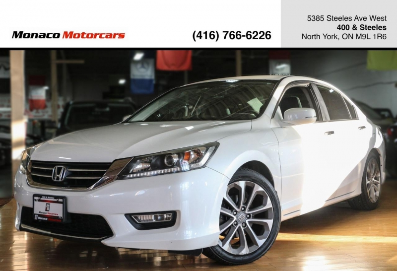 Honda Accord Sedan 2013 price $12,995