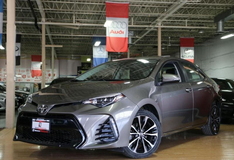 Toyota Corolla 2017 price $19,888