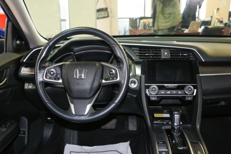 Honda Civic Sedan 2016 price $18,500