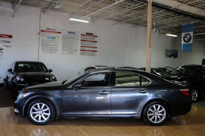 Lexus LS 460 2007 price $5,995