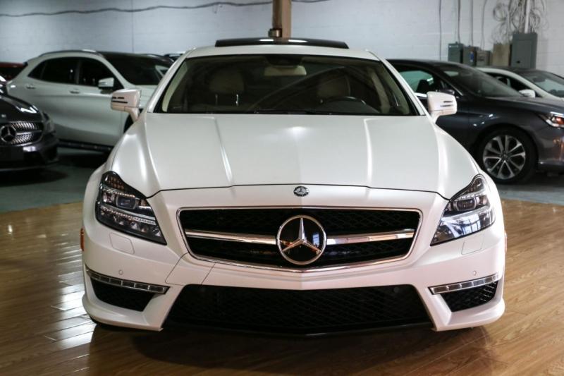 Mercedes-Benz CLS-Class 2012 price $34,995