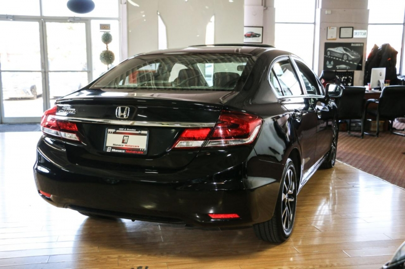 Honda Civic Sedan 2015 price $14,500