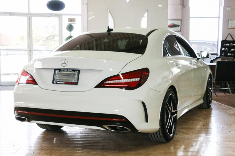 Mercedes-Benz CLA 2017 price $27,995