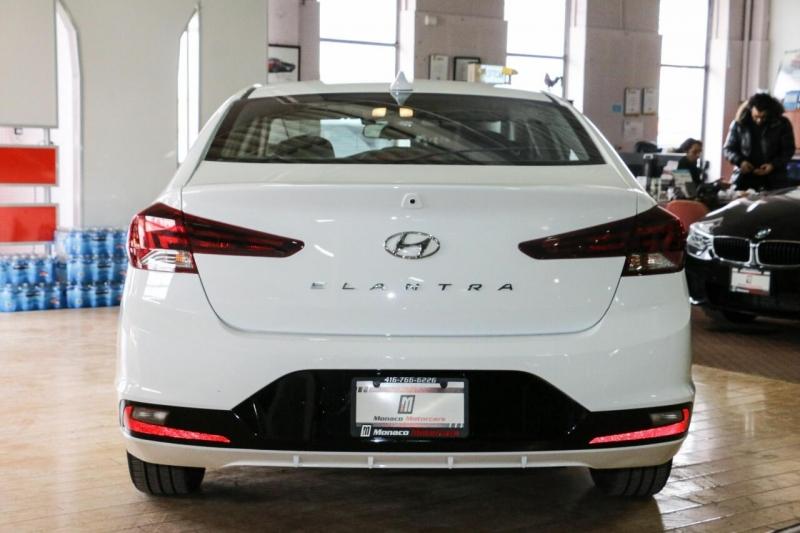Hyundai Elantra 2020 price $18,500