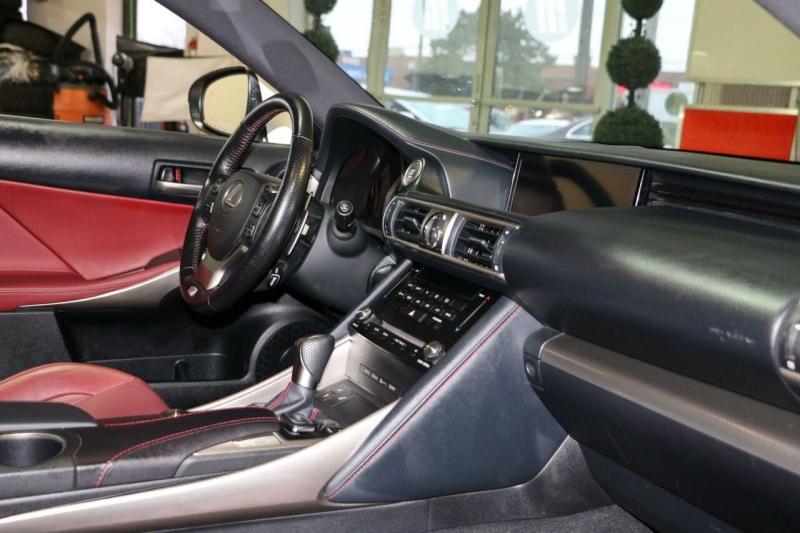 Lexus IS 300 2017 price $30,500