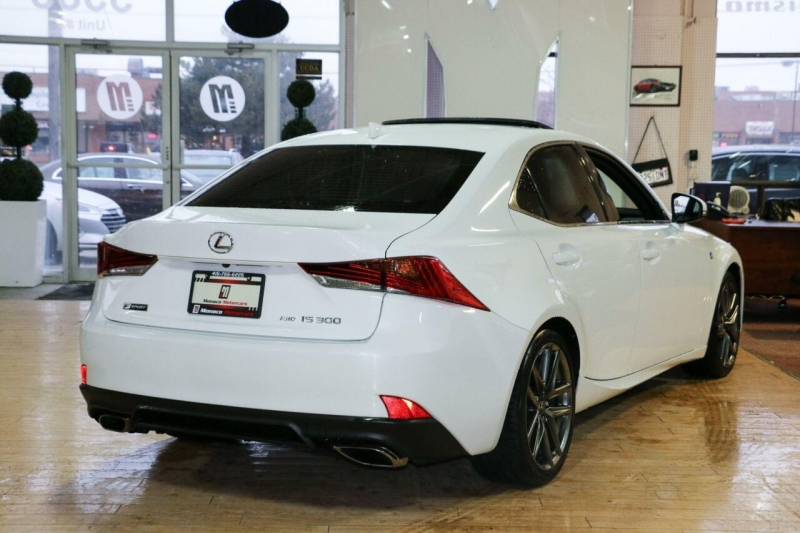 Lexus IS 300 2017 price $30,500