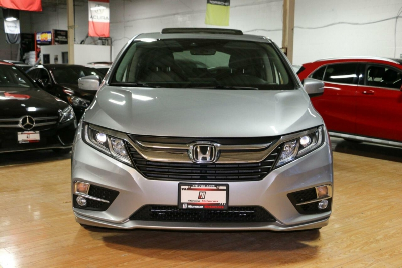 Honda Odyssey 2018 price $29,500
