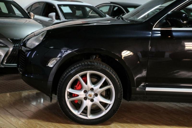 Porsche Cayenne 2005 price $6,500