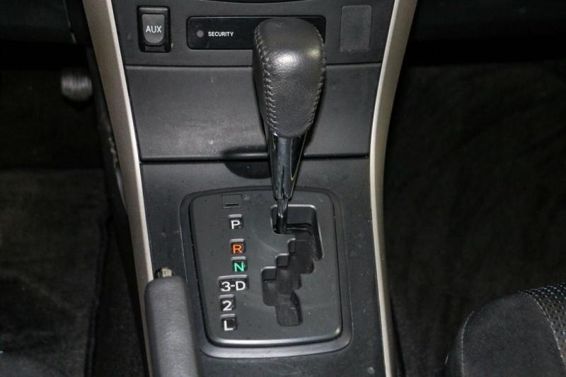 Toyota Corolla 2010 price $6,850