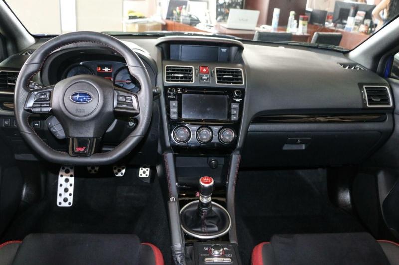 Subaru WRX 2019 price $38,995