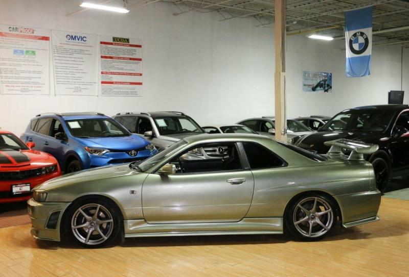 Nissan Skyline 1999 price $52,995