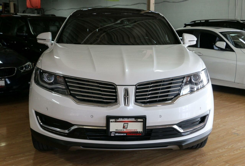 Lincoln MKX 2017 price $34,995