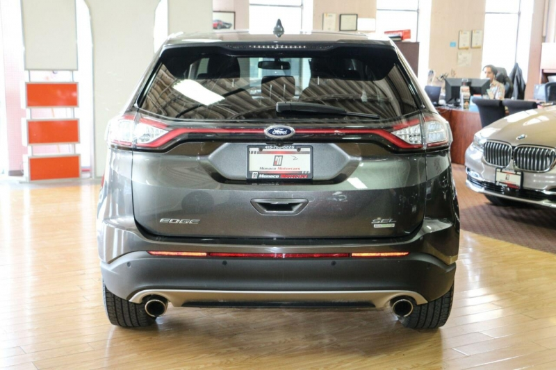 Ford Edge 2017 price $19,995