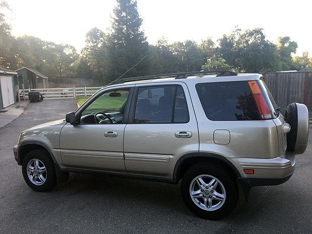 HONDA CR-V 2001 price $4,499