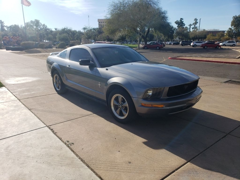 FORD MUSTANG 2006 price $4,000