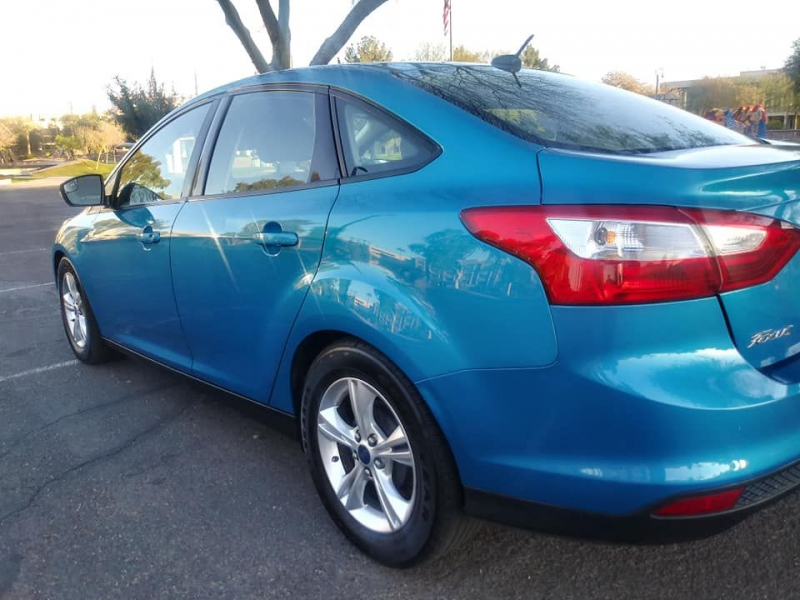 FORD FOCUS 2014 price $5,500