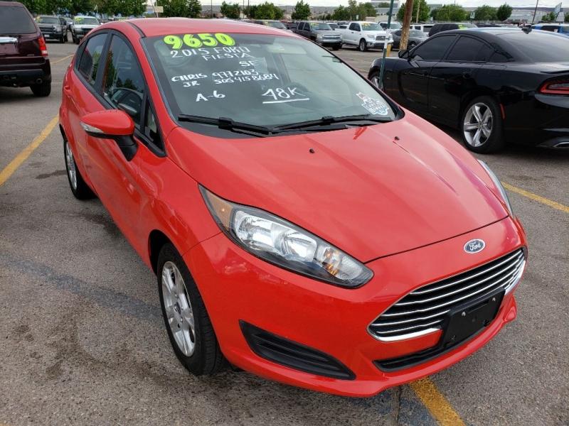 FORD FIESTA 2015 price $8,777